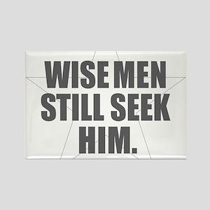 Wise Men Still Seek Him Magnets