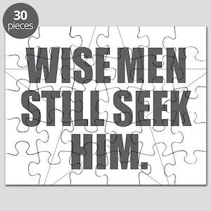 Wise Men Still Seek Him Puzzle