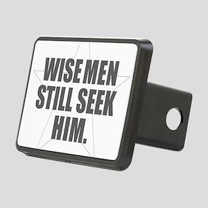 Wise Men Still Seek Him Rectangular Hitch Cover