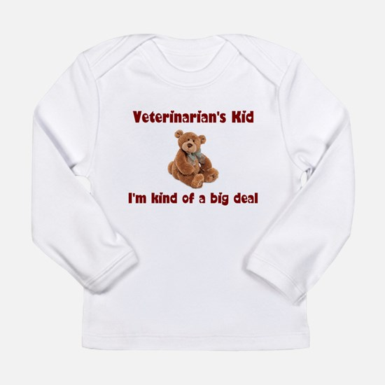veterinarians baby Long Sleeve T-Shirt