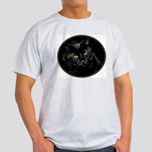 Amaranth in Discussion Ash Grey T-Shirt