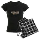 ABH Sand to Snow NM Women's Dark Pajamas