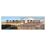 ABH Sand to Snow NM Sticker (Bumper 10 pk)