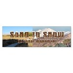 ABH Sand to Snow NM Sticker (Bumper 50 pk)