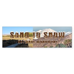 ABH Sand to Snow NM Sticker (Bumper 50 pk)