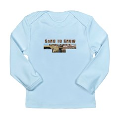 ABH Sand to Snow NM Long Sleeve Infant T-Shirt