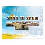 ABH Sand to Snow NM Small Poster