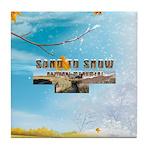 ABH Sand to Snow NM Tile Coaster