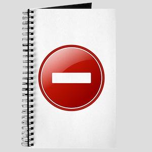 Delete icon Journal