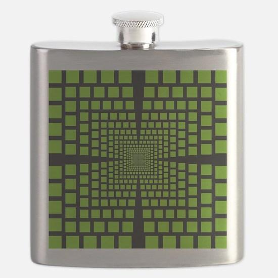 Cool Futuristic Flask