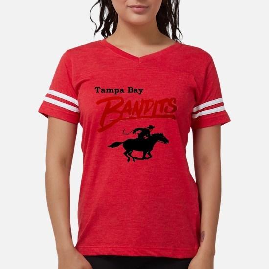 Tampa Bay Bandits Retro Logo T-Shirt