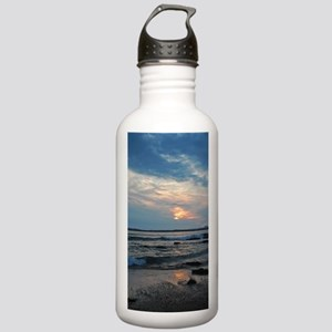 Evening on Broad Beach Stainless Water Bottle 1.0L