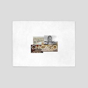 ABH Chicago 5'x7'Area Rug