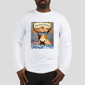 Beef Smoke Master Long Sleeve T-Shirt