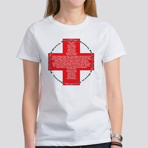redcrossver2 T-Shirt