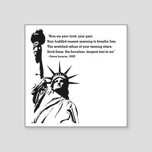 statue of Liberty Sticker