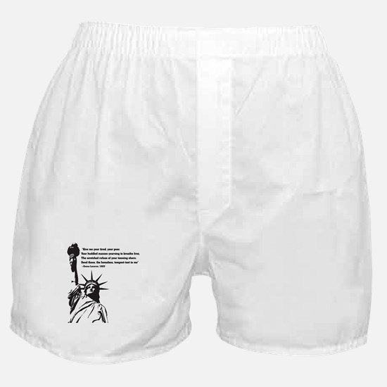 statue of Liberty.jpg Boxer Shorts