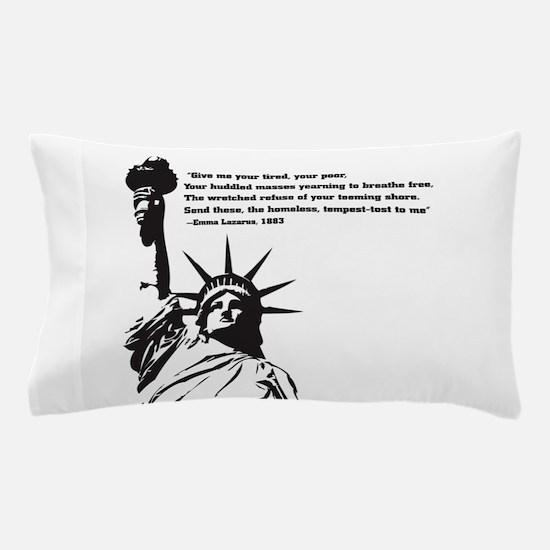 statue of Liberty.jpg Pillow Case