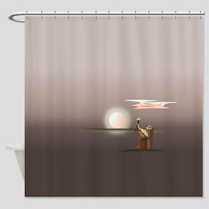 Pelican Cove Shower Curtain