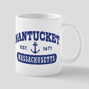 Nantucket Massachusetts Mug