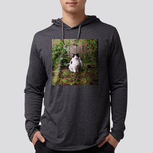 Fat Cat Art Long Sleeve T-Shirt