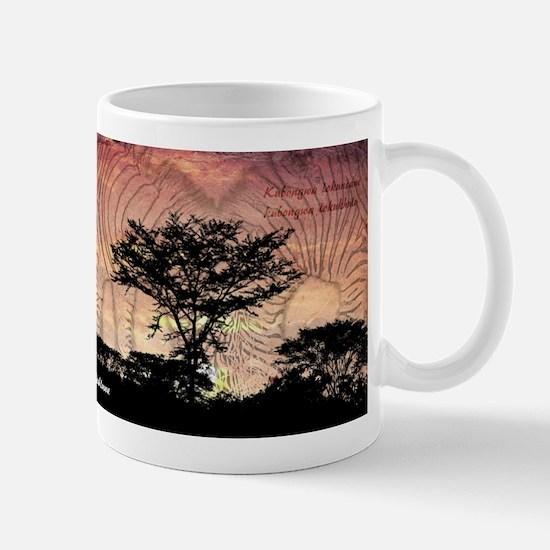 South Africa Design Mugs