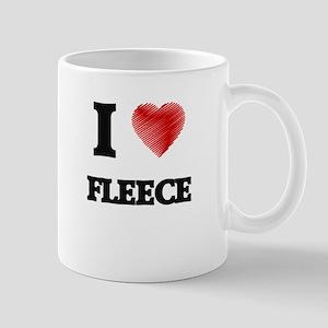 I love Fleece Mugs