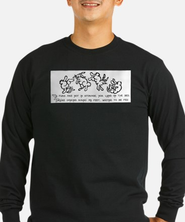 dancingrabbits6 Long Sleeve T-Shirt