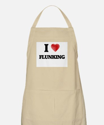 I love Flunking Apron