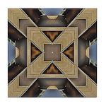 Abstract1 Tile Coaster