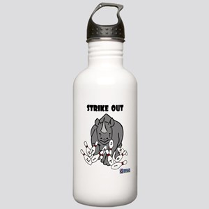 Strike Out Extinction Stainless Water Bottle 1.0l