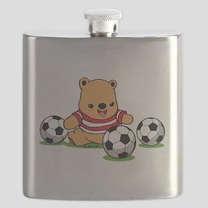 Teddy Bear Flask