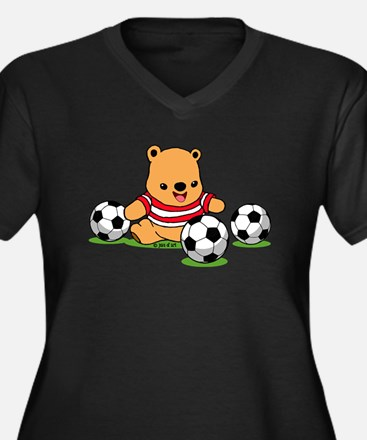 Teddy Bear Plus Size T-Shirt