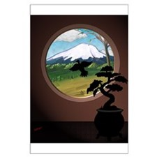Window on the orient Posters