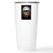 Window on the orient Travel Mug
