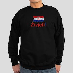 Croatian Zivjeli Sweatshirt