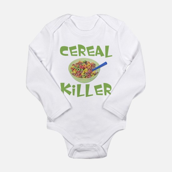 Cereal Killer Infant Bodysuit Body Suit