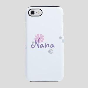 Nana Flowers iPhone 8/7 Tough Case