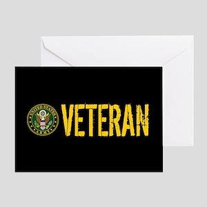 U.S. Army: Veteran Greeting Card