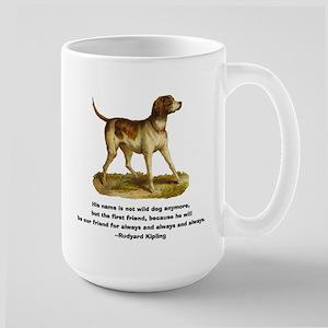 Kipling Quote Large Mug