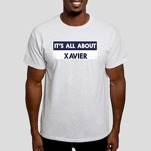 All about XAVIER Light T-Shirt