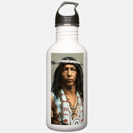 Classic Native America Water Bottle