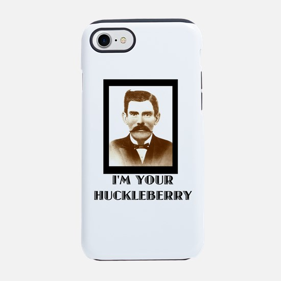 Doc Holliday - I'm Your Huck iPhone 8/7 Tough Case