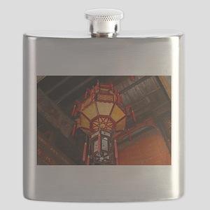 Lantern, Daxu Old Village, China Flask