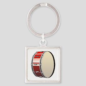 Bass Drum Keychains