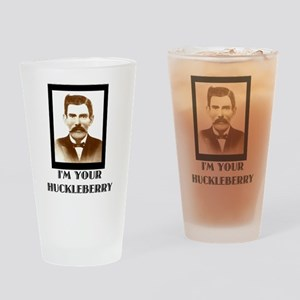 Doc Holliday - I'm Your Huckleberry Drinking Glass