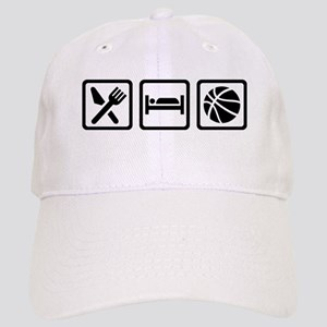 Eat Sleep Basketball Cap