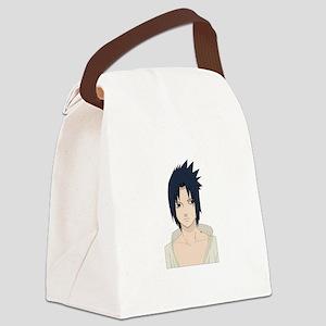 Anime Cartoon Boy Canvas Lunch Bag
