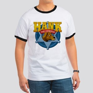 Official Hank Logo T-Shirt