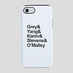 Grey's Cast iPhone 8/7 Tough Case